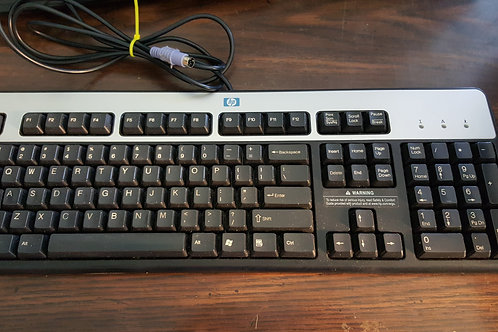 HP PS2 Keyboard