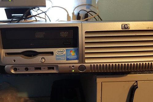 HP COMPAQ DC 5100 Widows 10
