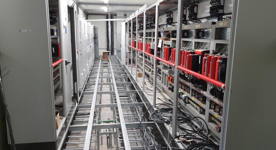 Nepertraukiamo elektros maitinimo patalpos
