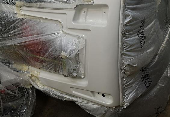 Caravan Bodywork Chesterfield