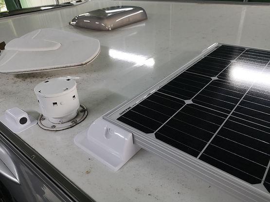 Caravan Solar Panels Sutton in Ashfield