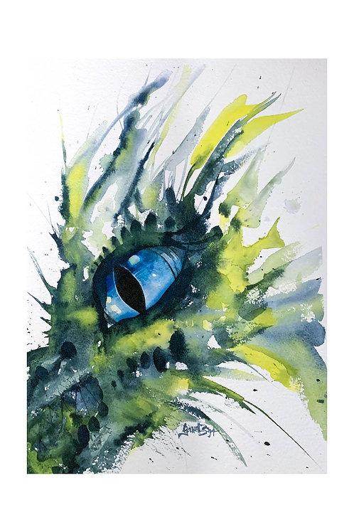 Eyes of Ice Dragon