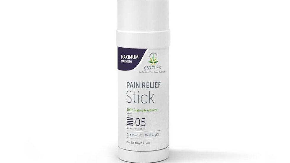 CBD Clinic Pain Stick Level 5
