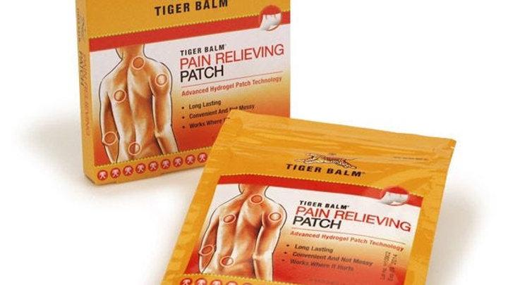 Tiger Balm Patch