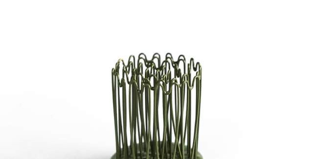 Round Hairpin Flower Holder 50 mm