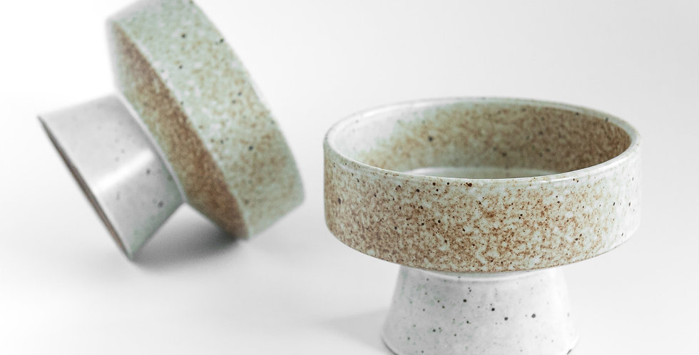 """Japanese Ikebana Ceramic Vase """"Asami"""""""