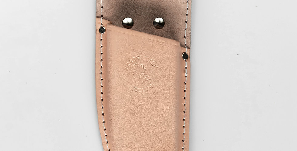 Single Leather Holster For Secateurs and Snips