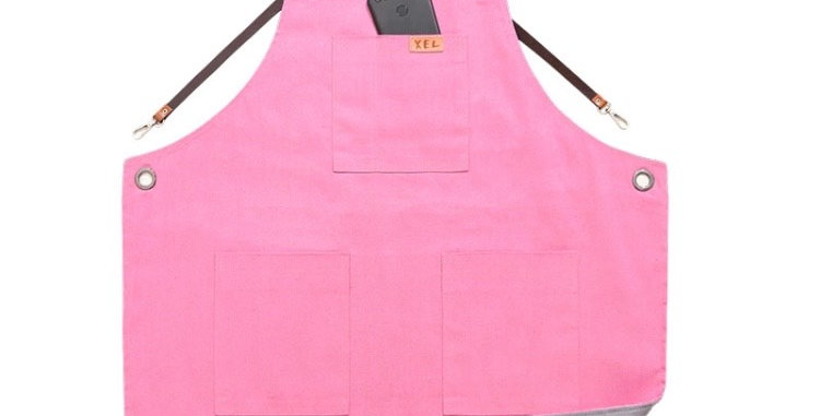 Pink Apron-Double Sides