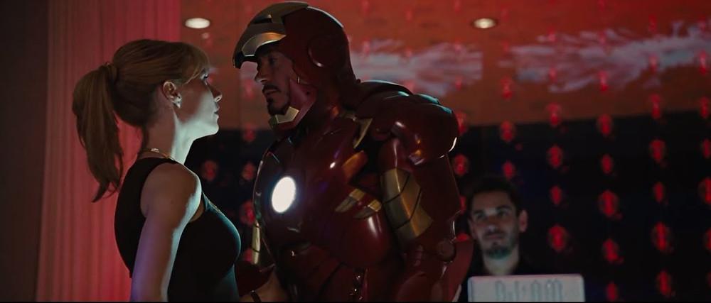 Dj Am Cameo In Iron Man 2 2010