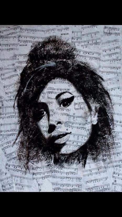 Amy Winehouse - Pop Art - FOR SALE