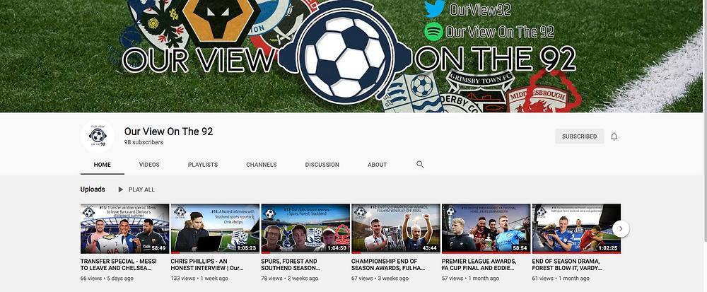 Football podcast uk