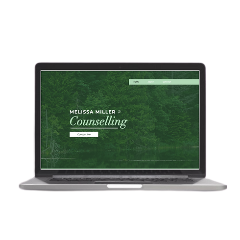 counselling website case study