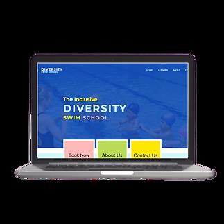 diversity swim school by reach online