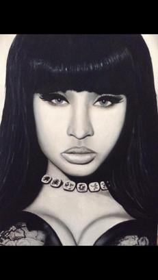 Nicki Minaj - commission sold