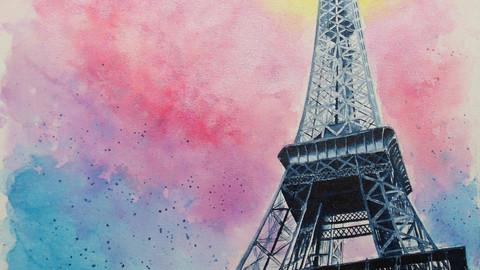 Eiffel Tower - SOLD