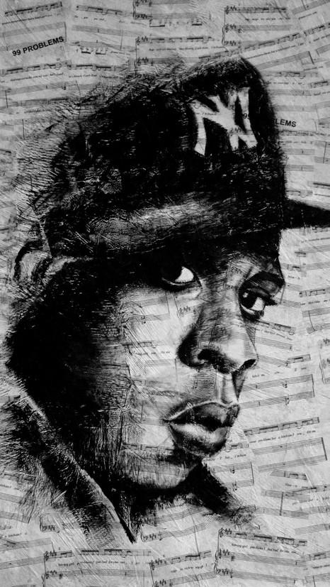Jay-Z - Pop Art - FOR SALE