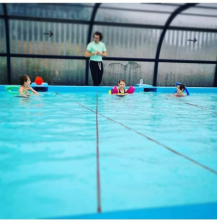 Swimming Class for toddlers