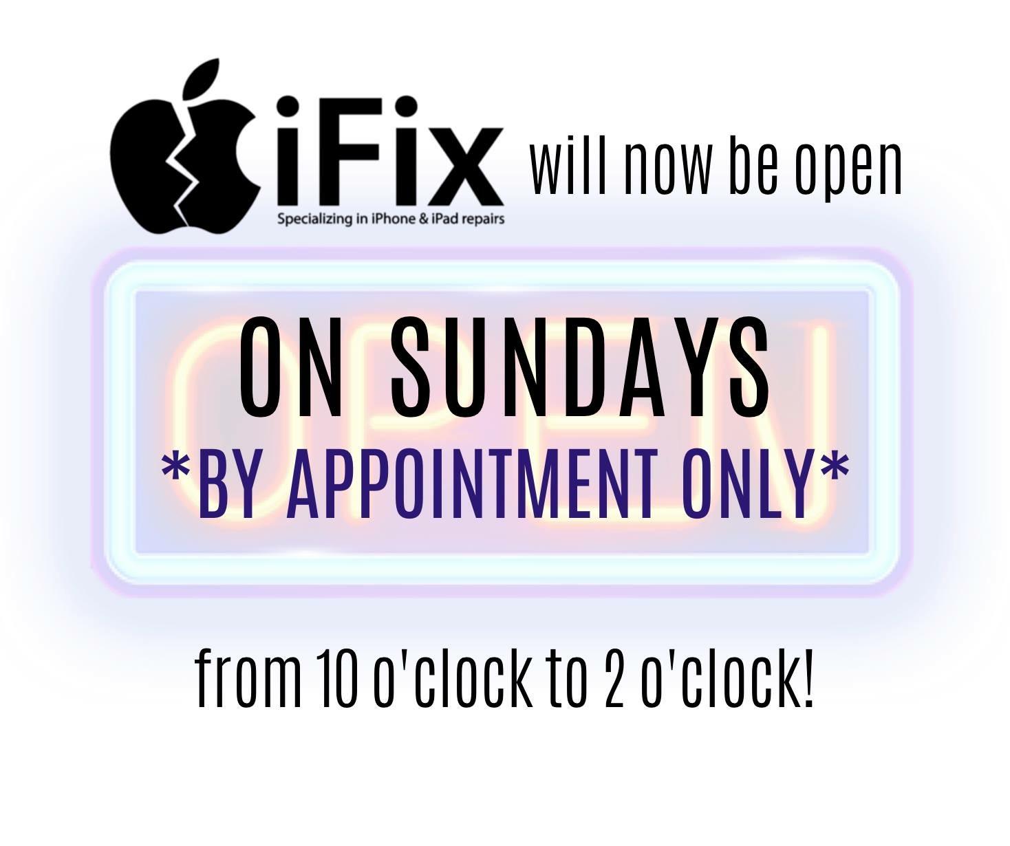 Open On Sundays's