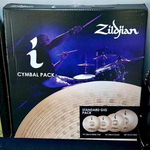 Zildjian I Standard Gig Pack