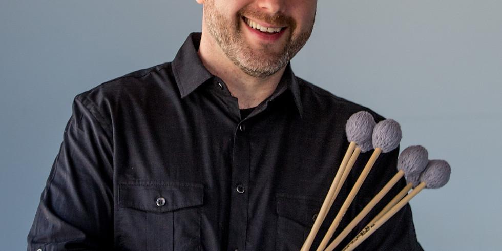 Summer Drum and Percussion Festival Finale - Simon Boyar and The Festival Ensemble