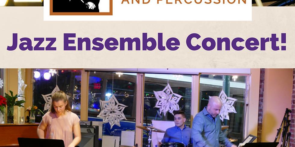 Spring 2018 Jazz Ensemble Concert