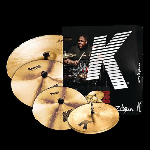 K Zildjian Cymbal Pack