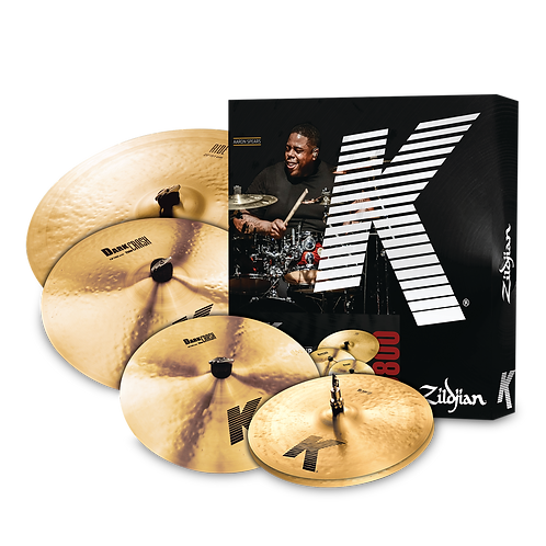 K Zildjian Cymbal Pack - K0800