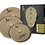 "Thumbnail: Zildjian L80 Low Volume Cymbal Pack - 14/16/18"""