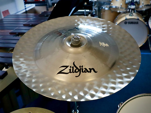 "A Zildjian 19"" Ultra Hammered China"