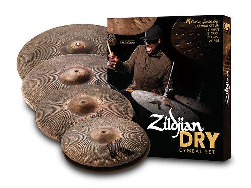 Zildjian K Custom Special Dry Pack - KCSP4681
