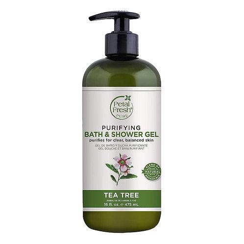 SLS Free Body Wash Eucalyptus