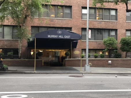 Fully furnished 1BR for rent in Midtown Manhattan