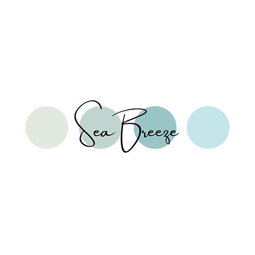 Sea Breeze - 12 Canva Instagram Story Templates