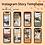 Thumbnail: Bonfires & Blankets - 12 Canva Instagram Story Templates