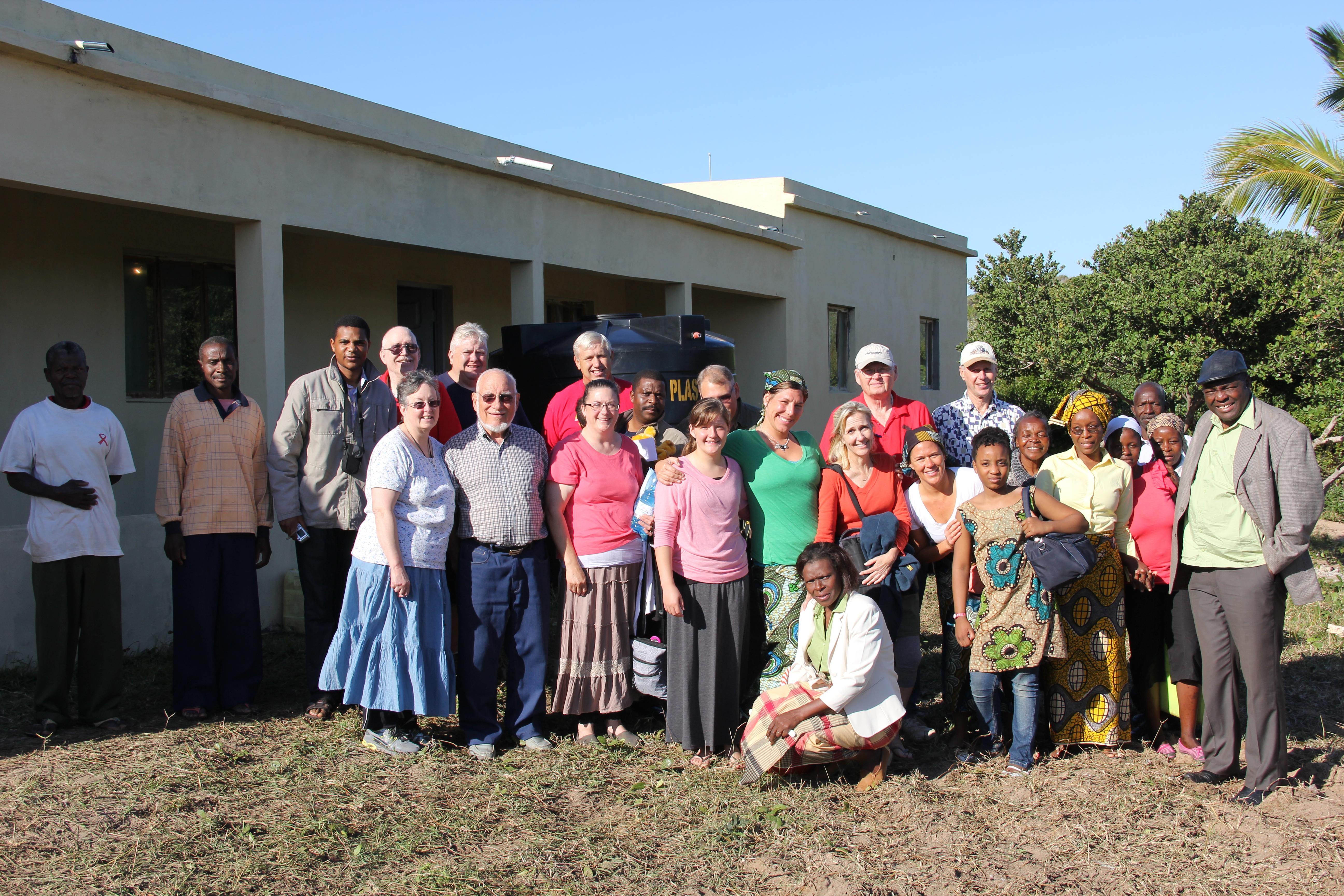 2012 Team at Dongane