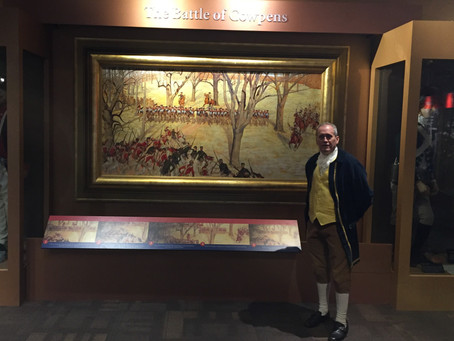 Did you learn this Maryland Continental Army history about Brooklyn, Camden, Cowpens or Guilford Cou
