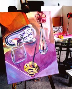 Oil Paint Study
