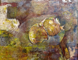 Nature morte ( pommes)