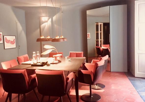 Villa Dinner Room