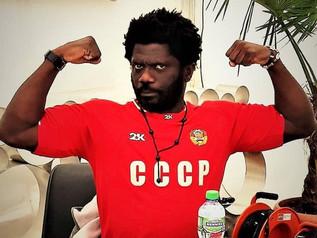 Lauréat Roman homme : Armand Gauz (Côte d'Ivoire) pour  « Camarade Papa »