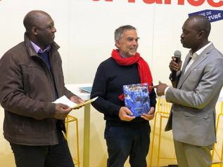 """Lauréats Beaux Livres : Catherine et Bernard Desjeux (France) pour """"Kankan Nabaya""""t"""