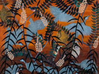 Vente Art Moderne Africain : 4 préemptions du Musée du Quai Branly pour l'École du Hangar