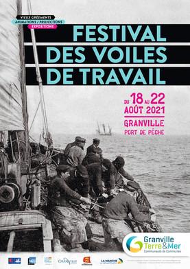 GRANVILLE : Festival des Voiles de Travail
