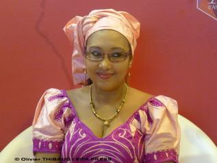 Lauréat Roman femme : Djaïli Amadou Amal (Cameroun) pour  « Munyal, les larmes de la patience »