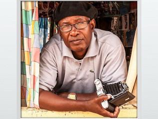 """Lauréat Photographie : Boubacar Touré Mandémory (Sénégal)  série """" Couleurs et visages de Ndingler """""""