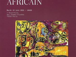 ARTCURIAL célèbre l'Art Contemporain Africain
