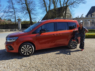 Nouveau Renault Kangoo : du monospace au… combispace