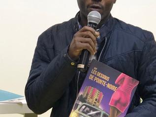 Lauréat Bande Dessinée : Koutawa Hamed Prislay – KHP pour « Les Dessous de Pointe Noire »