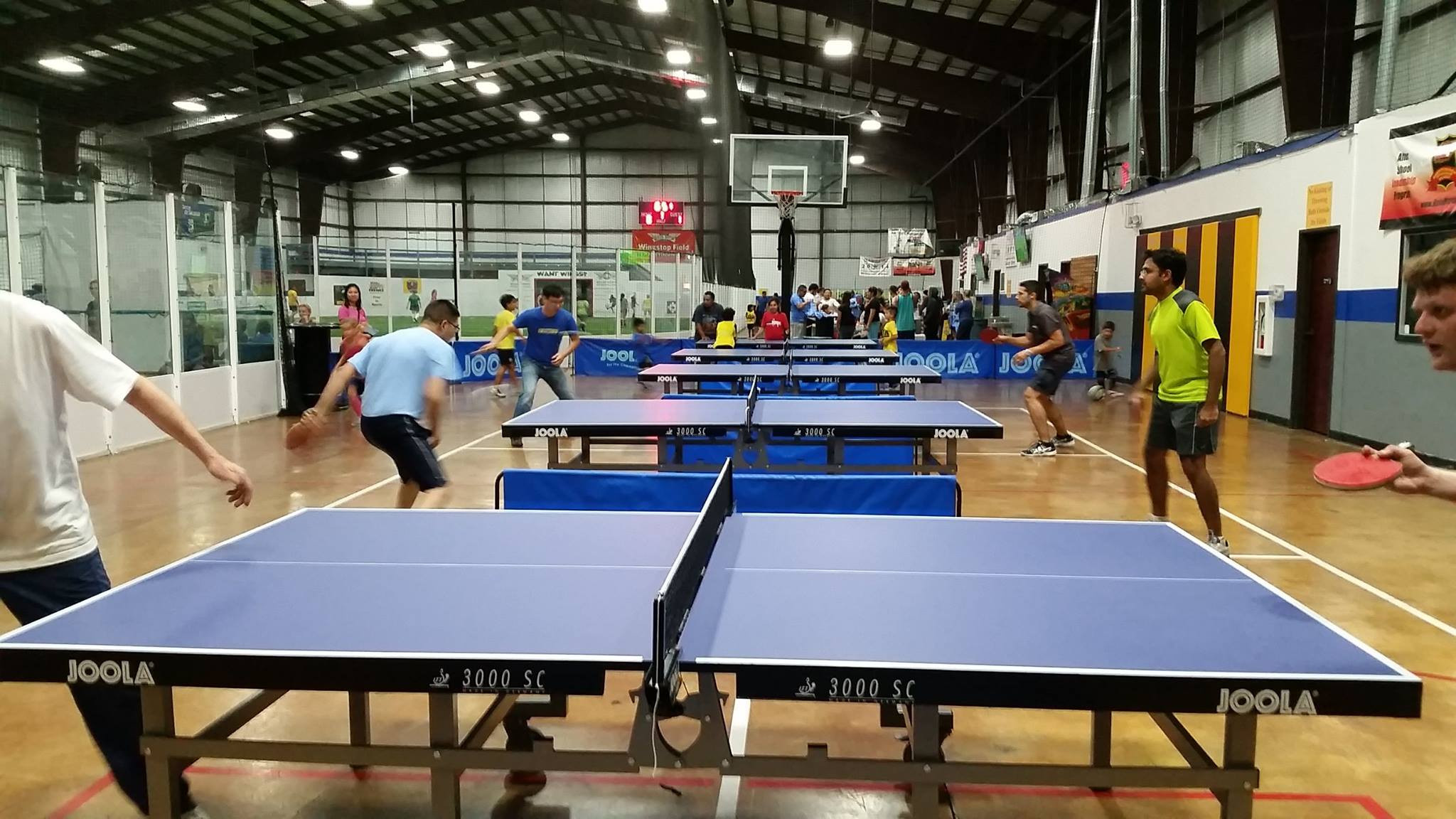Pong Club South Austin