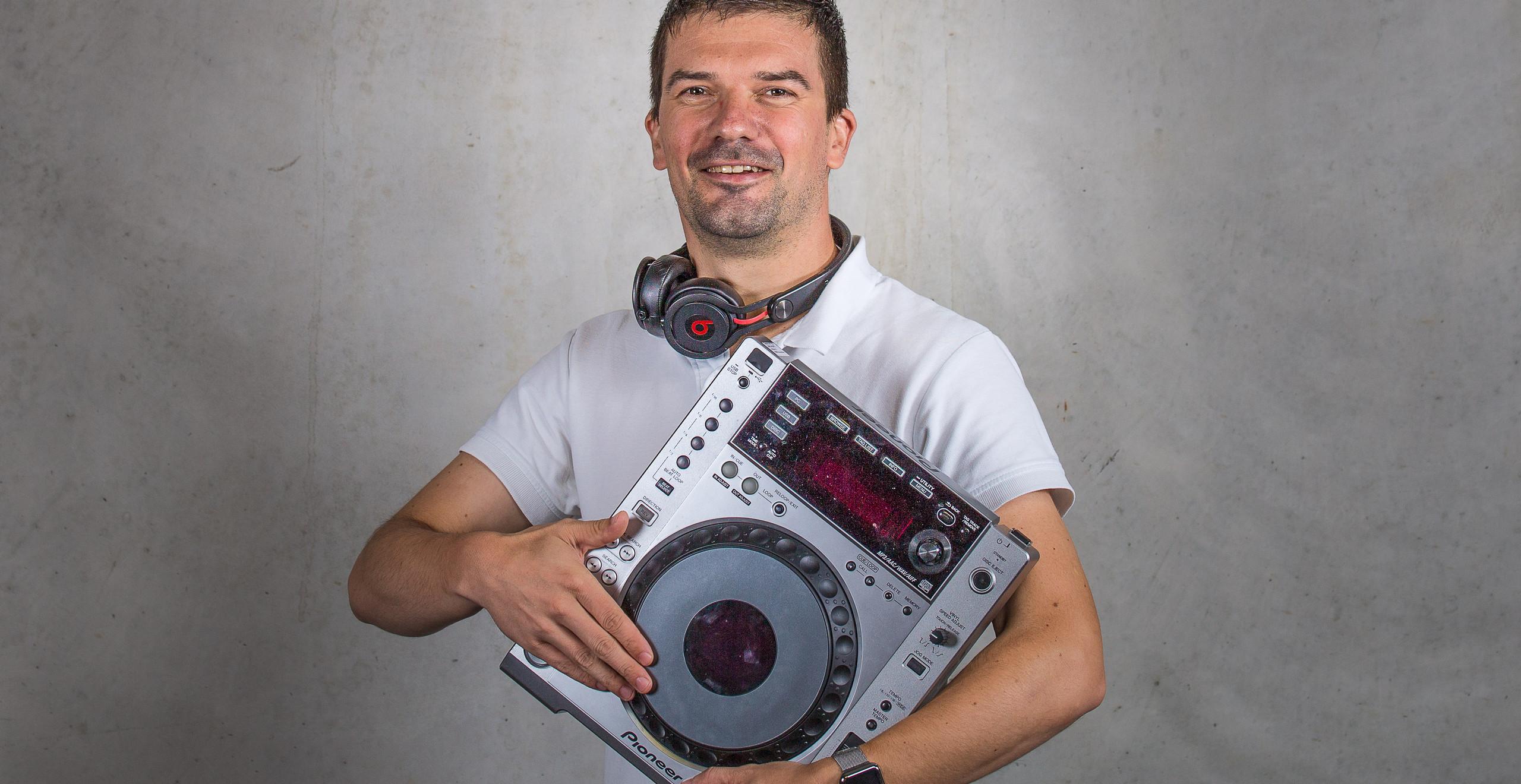 Christian Langer, DJ CL Shorty